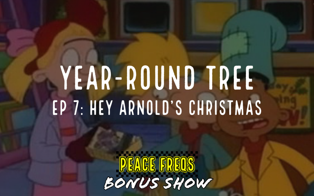 Hey Arnold's Christmas Review – Year-Round Tree 007