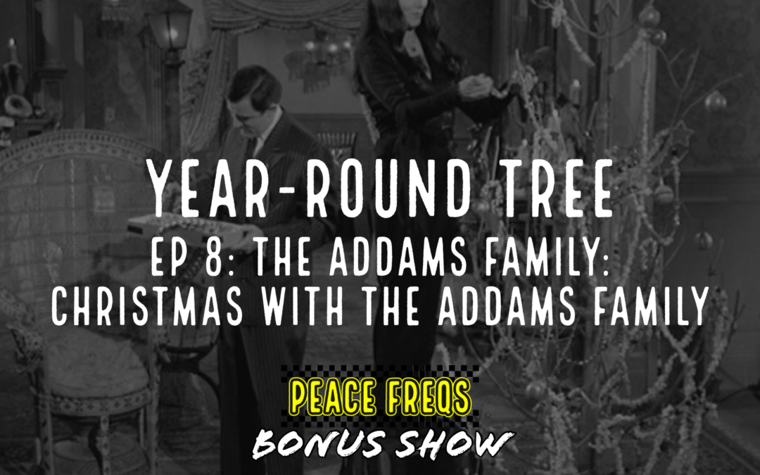 Christmas With The Addams Family Review – Year-Round Tree 008