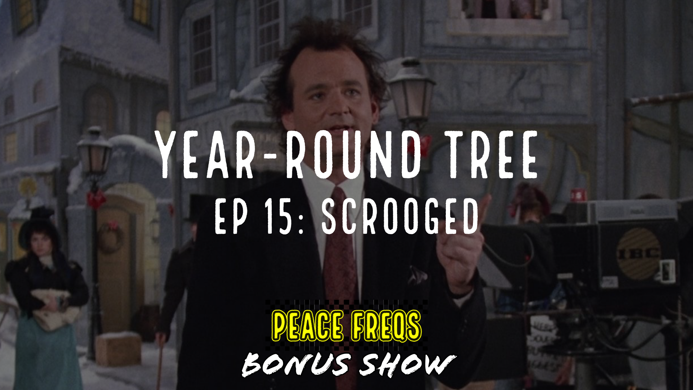 Scrooged Review – Year-Round Tree 015