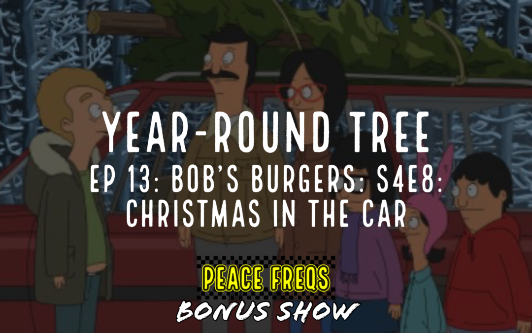 Christmas In The Car Review – Year-Round Tree 013