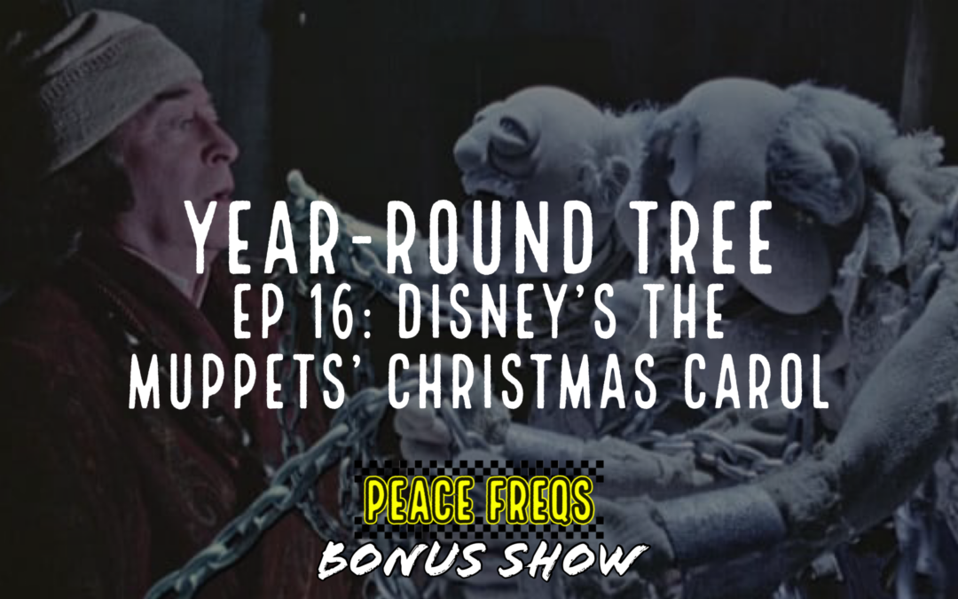 Disney's The Muppets' Christmas Carol Review – Year-Round Tree 016