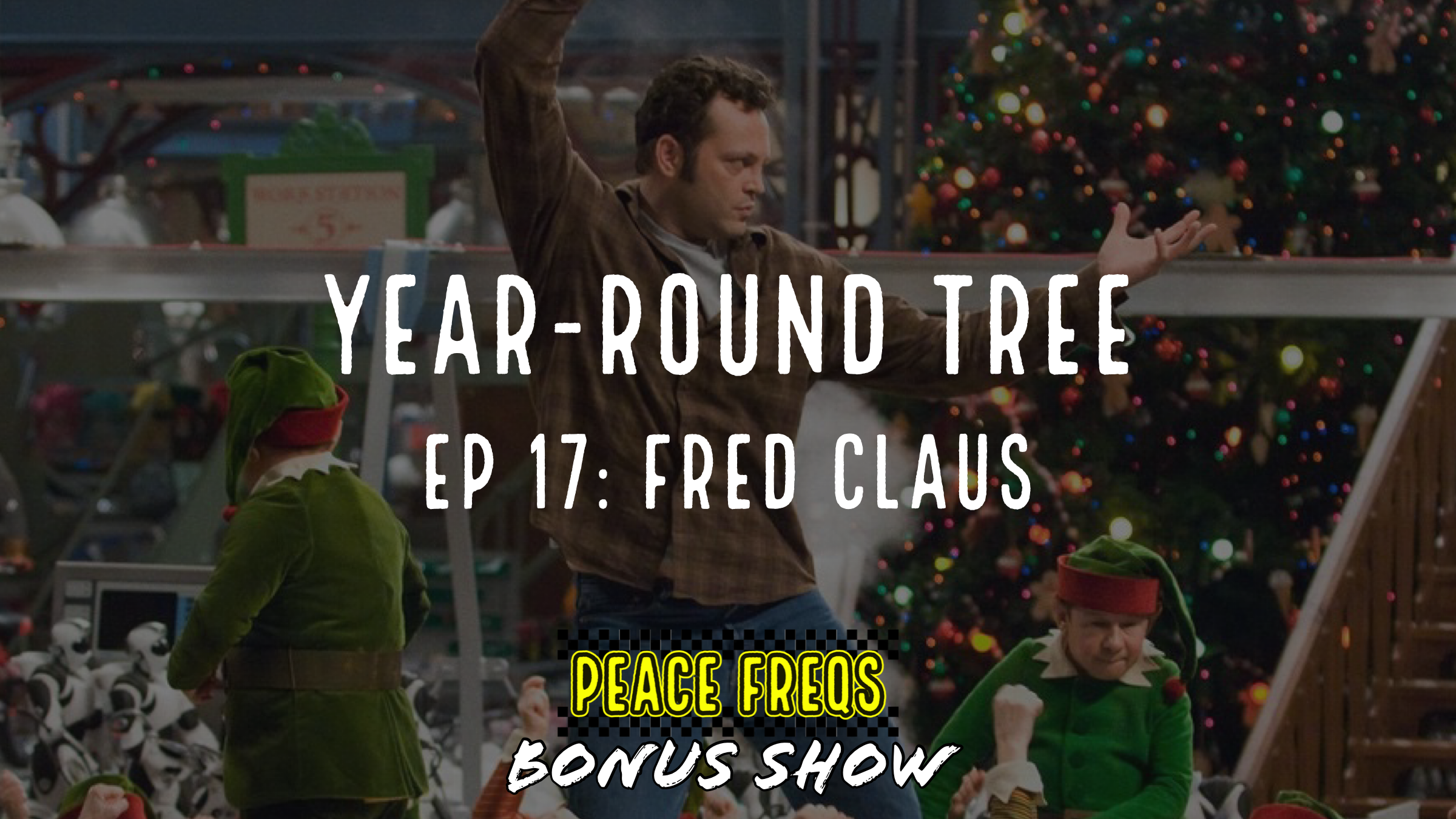 Fred Claus Review – Year-Round Tree 017