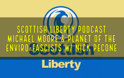 Nicky P Appears On The Scottish Liberty Podcast 153