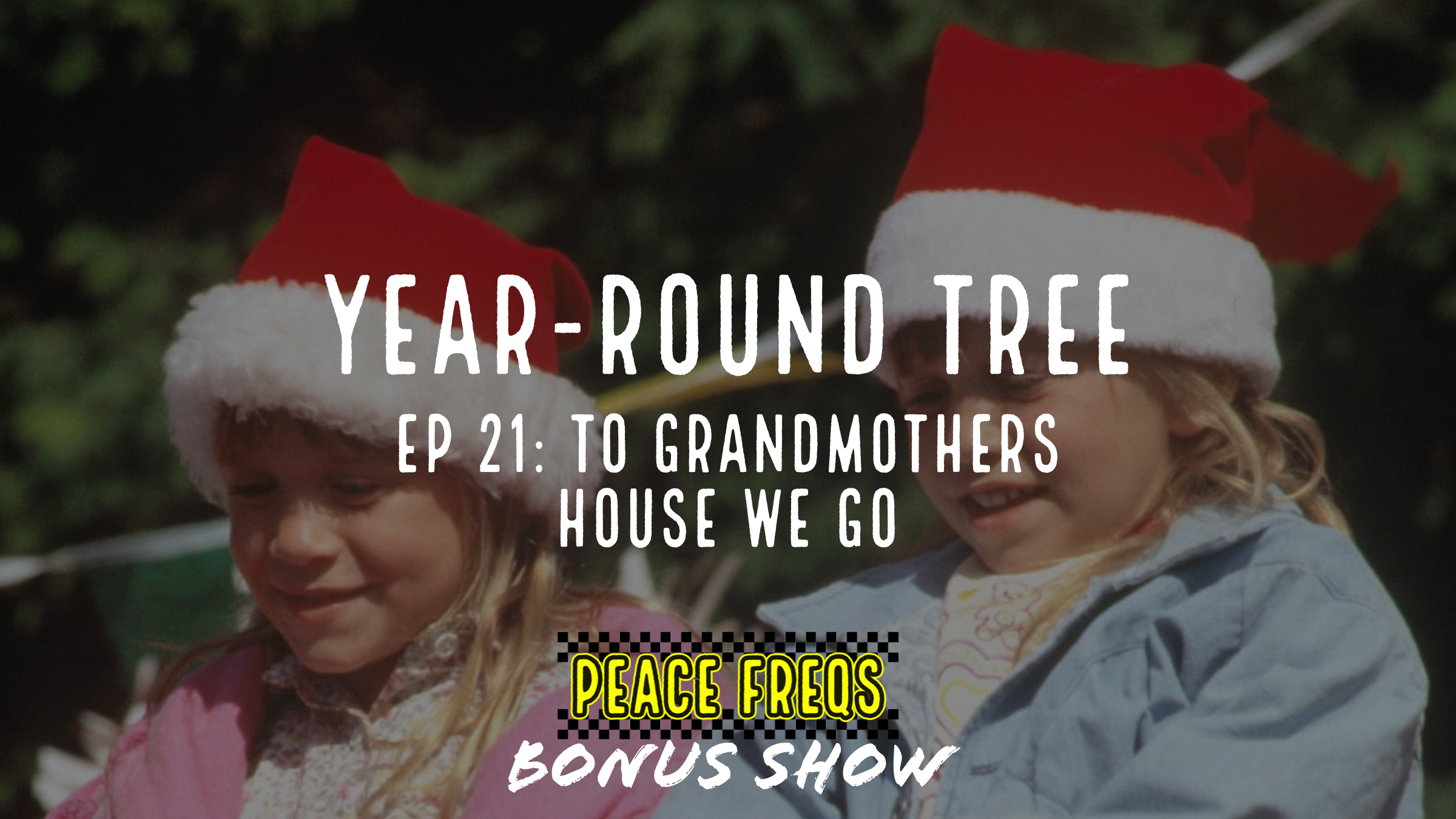To Grandmothers House We Go Review – Year-Round Tree 021
