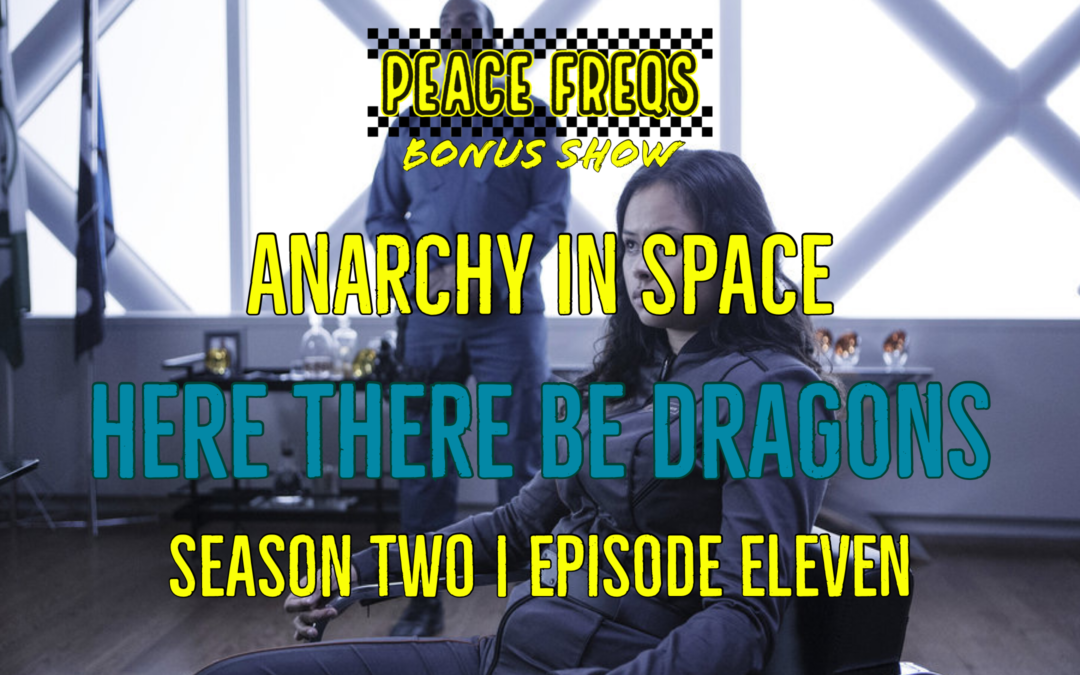Here There Be Dragons Review: Analyzing The Expanse – Anarchy In Space 021