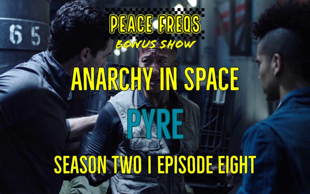 Pyre Review – Analyzing The Expanse: Anarchy In Space 018