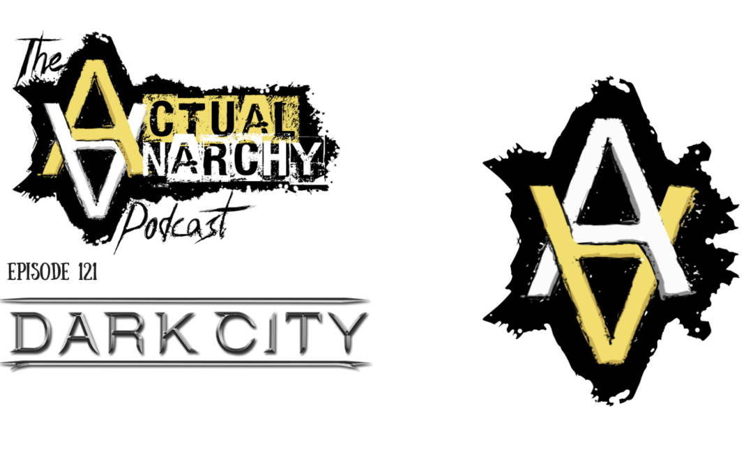 Nicky P Appears On Actual Anarchy 121 To Discuss Dark City
