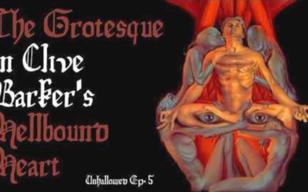 Nicky P Appears On The Unhallowed Podcast For The Hellbound Heart
