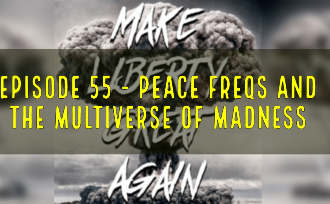 Nicky P And Lizzie Appear On Make Liberty Great Again 55: The Multiverse Of Madness