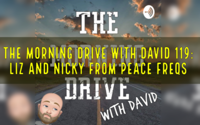 Nicky P And Lizzie Appear On The Morning Drive With David