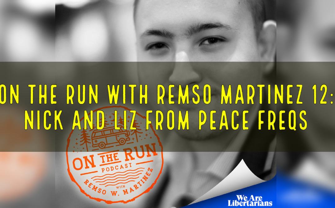 Nicky P & Lizzie Appear On On The Run With Remso Martinez