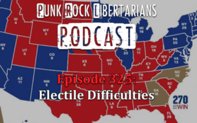 Nicky P Appears On Punk Rock Libertarians 325